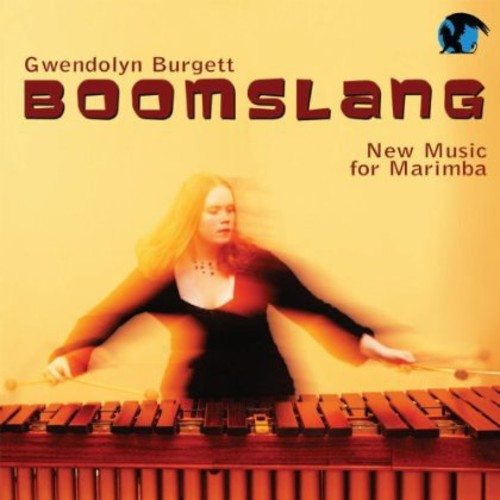 Boomslang: New Music for Marimba