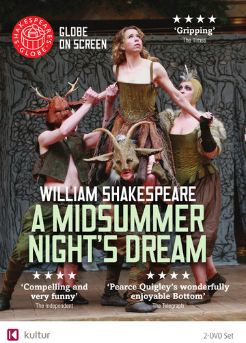 Midsummer Night's Dream: Shakespeare's Globe