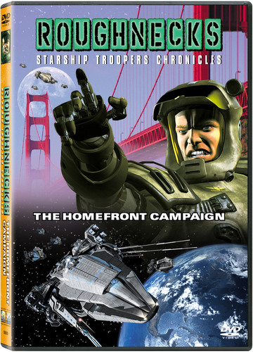 Roughnecks: Starship Troopers - Homefront