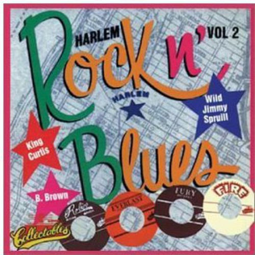 Harlem Rock N Blues 2 /  Various
