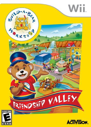 Build-A-Bear Workshop: Friendship Valley for Nintendo Wii