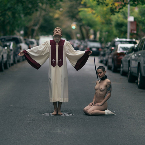 Crucifixion of Rapper Extraordinaire Slug Christ