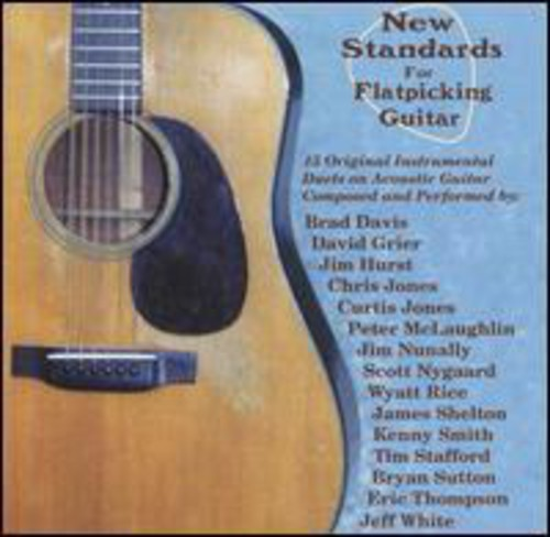 New Standards for Flatpicking Guitar /  Various