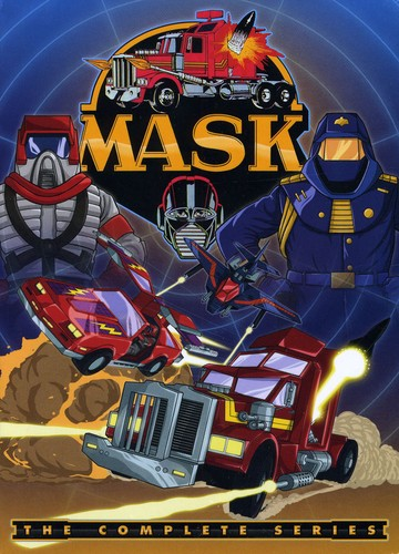 Mask: Complete Series
