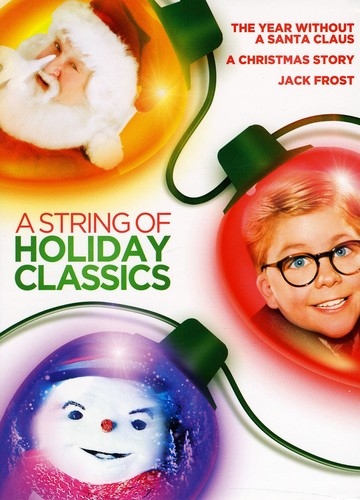 String of Holiday Classics 3-Pack