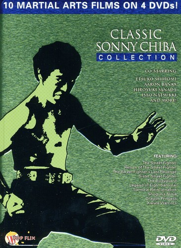 Classic Sonny Chiba Collection