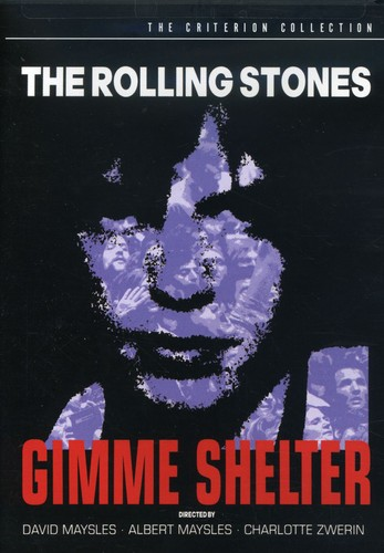 Rolling Stones: Gimme Shelter (Criterion Collection)