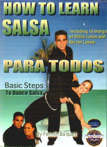 How to Learn Salsa /  Various