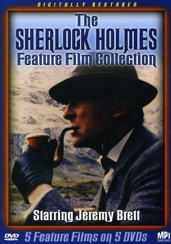 Sherlock Holmes Features Box