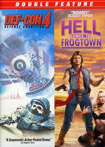 Def-Con 4/ Hell Comes to Frogtown