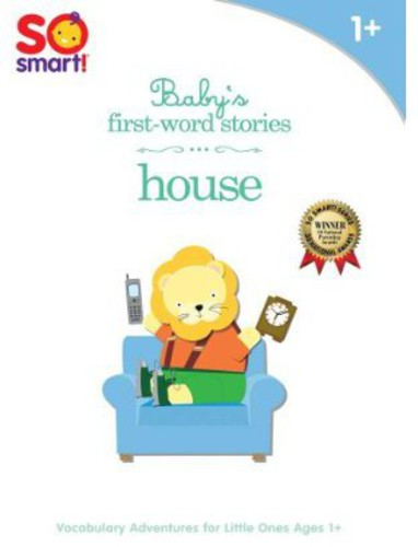 So Smart - Baby's First-Word Stories: House