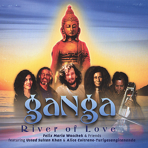 Ganga-River of Love