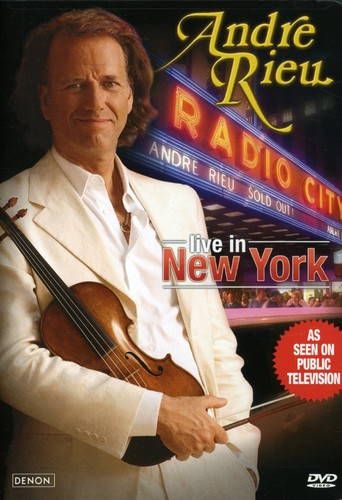 Radio City Music Hall Live in New York