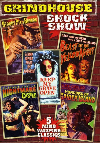 Grindhouse Shock Show