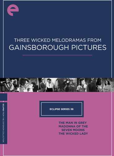 Three Wicked Melodramas From Gainsborough Pictures (Eclipse Series 36)