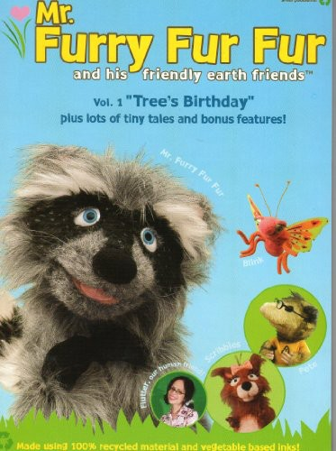 Mr Furry Fur Fur & His Friendly Earth Friends 1
