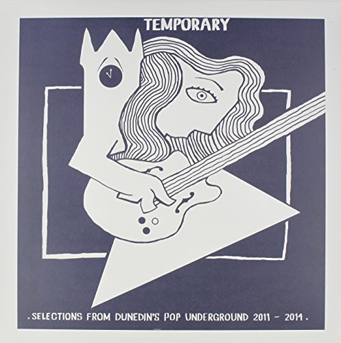 Temporary: Selections Dunedin's Pop 2011-14 /  Various