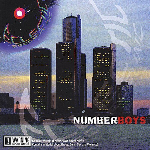 Number Boys /  Various