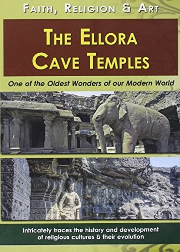 Ellora Cave Temples: Faith Religion & Art