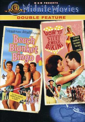 Beach Blanket Bingo & How to Stuff a Wild Bikini