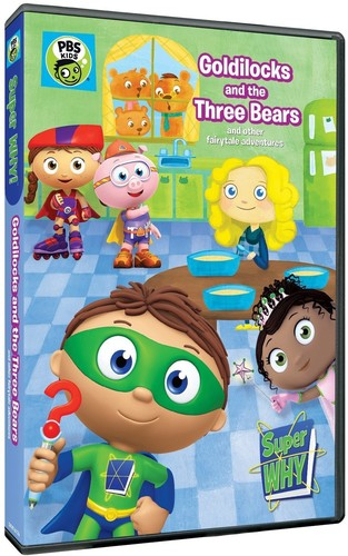 Super Why!: Goldilocks And The Three Bears And Other Fairytale