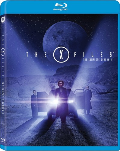 X-Files: The Complete Season 8