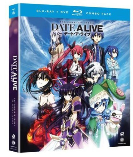 Date a Live: Complete Series