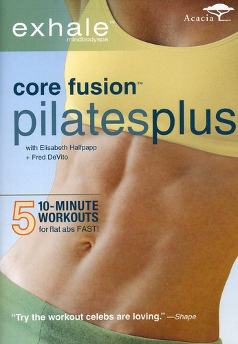 Exhale: Core Fusion Pilates Plus