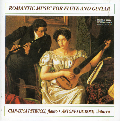 Romantic Music for Flute & Guitar: Mozart Et Al