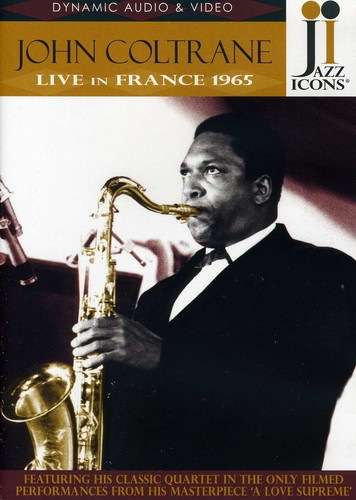 Jazz Icons: Live in France 1965