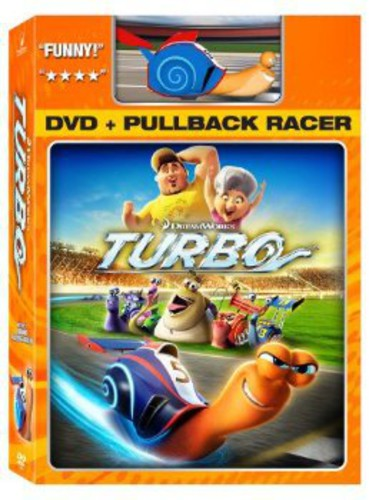 Turbo (With Toy Racer)