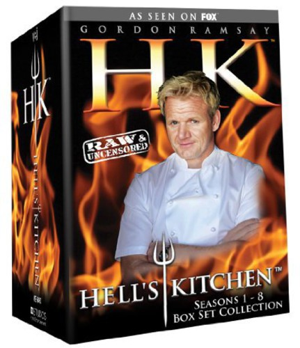 Hell's Kitchen: Seasons 1-8