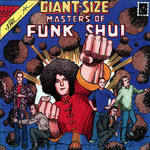 Giant-Sized Masters of Funk Shui