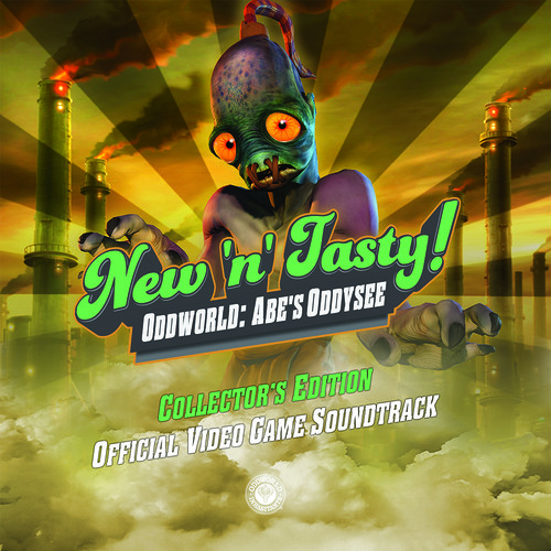 Oddworld: New N Tasty (Original Soundtrack)