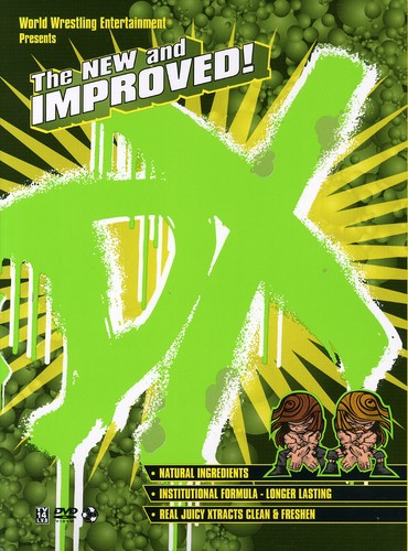 WWE: New & Improved DX