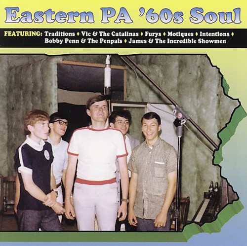Eastern Pa 60's Soul /  Various