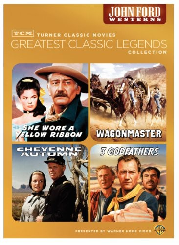 TCM Greatest Classic Legends Film Collection: John Ford