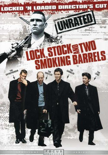 Lock Stock & Two Smoking Barrels - Locked N Loaded