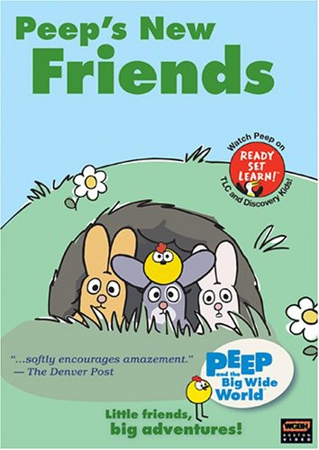 Peep & Big Wide World: Peep's New Friends