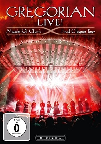 Live! Masters of Chant [Import]
