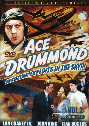Ace Drummond 1 & 2