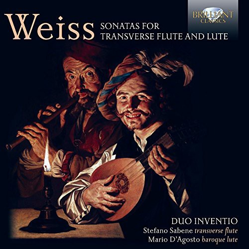 Sons for Transverse Flute & Lute