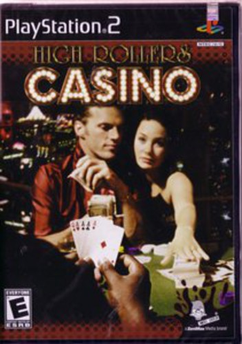 High Rollers Casino for PlayStation 2