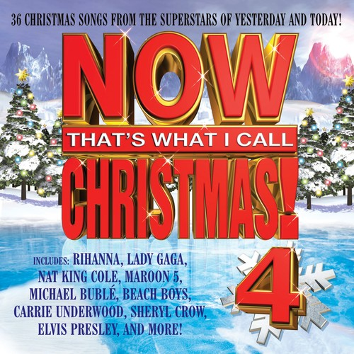Vol. 4-Now That's What I Call Christmas