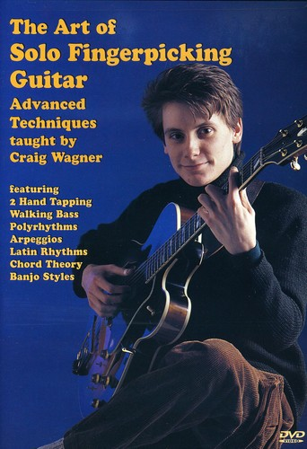 Art of Solo Fingerpicking Guitar Advanced