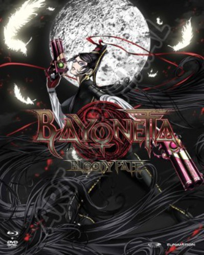 Bayonetta: Bloody Fate - Anime Movie
