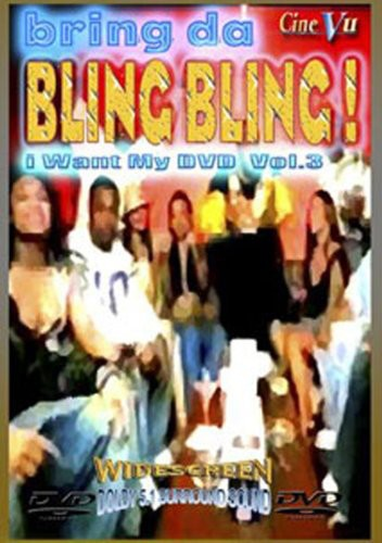 I Want My DVD Ingda Bling Bling 3 /  Various