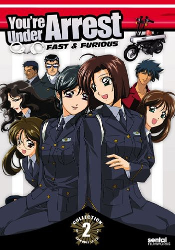 You're Under Arrest: Fast & Furious Collection 2