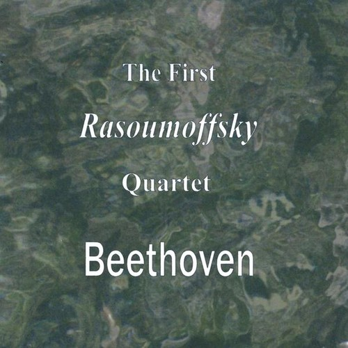 First Rasoumoffsky Quartet
