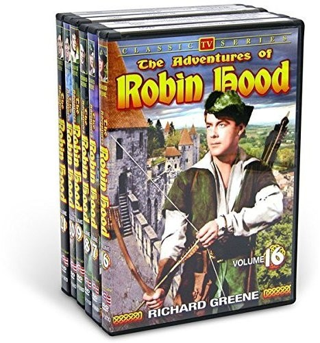 Adventures of Robin Hood 16-21